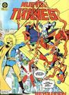 Cover for Nuevos Titanes (Zinco, 1984 series) #14