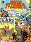 Cover for Nuevos Titanes (Zinco, 1984 series) #15