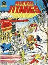 Cover for Nuevos Titanes (Zinco, 1984 series) #19