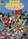 Cover for Nuevos Titanes (Zinco, 1984 series) #21