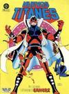 Cover for Nuevos Titanes (Zinco, 1984 series) #22