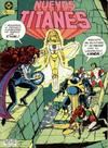 Cover for Nuevos Titanes (Zinco, 1984 series) #24
