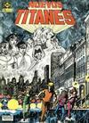 Cover for Nuevos Titanes (Zinco, 1984 series) #25