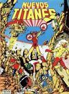 Cover for Nuevos Titanes (Zinco, 1984 series) #27