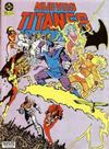 Cover for Nuevos Titanes (Zinco, 1984 series) #30