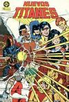 Cover for Nuevos Titanes (Zinco, 1984 series) #31