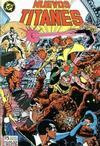 Cover for Nuevos Titanes (Zinco, 1984 series) #33