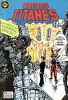 Cover for Nuevos Titanes (Zinco, 1984 series) #36