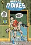 Cover for Nuevos Titanes (Zinco, 1984 series) #37