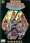 Cover for Nuevos Titanes (Zinco, 1984 series) #38
