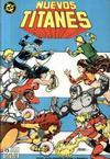 Cover for Nuevos Titanes (Zinco, 1984 series) #39
