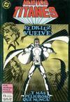 Cover for Nuevos Titanes (Zinco, 1984 series) #40
