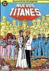 Cover for Nuevos Titanes (Zinco, 1984 series) #41