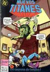 Cover for Nuevos Titanes (Zinco, 1984 series) #42