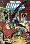 Cover for Nuevos Titanes (Zinco, 1984 series) #43