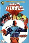 Cover for Nuevos Titanes (Zinco, 1984 series) #44