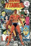 Cover for Nuevos Titanes (Zinco, 1984 series) #46