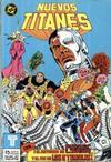 Cover for Nuevos Titanes (Zinco, 1984 series) #47