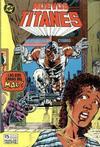 Cover for Nuevos Titanes (Zinco, 1984 series) #48