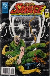 Cover Thumbnail for Doc Savage (Zinco, 1990 series) #3