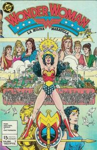 Cover Thumbnail for Wonder Woman (Zinco, 1988 series) #1