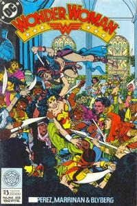 Cover Thumbnail for Wonder Woman (Zinco, 1988 series) #23