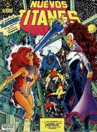 Cover Thumbnail for Nuevos Titanes (Zinco, 1984 series) #23