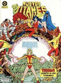 Cover Thumbnail for Nuevos Titanes (Zinco, 1984 series) #28