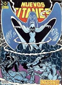 Cover Thumbnail for Nuevos Titanes (Zinco, 1984 series) #29