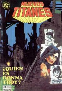 Cover Thumbnail for Nuevos Titanes (Zinco, 1984 series) #34