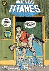 Cover Thumbnail for Nuevos Titanes (Zinco, 1984 series) #37