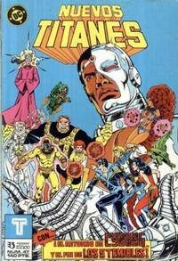 Cover Thumbnail for Nuevos Titanes (Zinco, 1984 series) #47