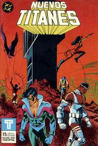 Cover Thumbnail for Nuevos Titanes (Zinco, 1984 series) #50