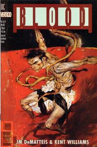 Cover Thumbnail for Blood: A Tale (DC, 1996 series) #1