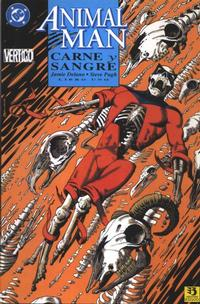 Cover Thumbnail for Animal Man. Carne Y Sangre (Zinco, 1993 series) #1