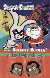Cover Thumbnail for Sugar Buzz (Slave Labor, 1998 series) #4
