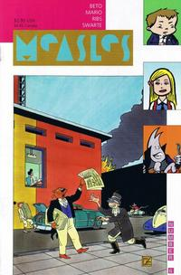 Cover Thumbnail for Measles (Fantagraphics, 1998 series) #6