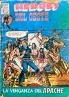 Cover for Héroes del Oeste (Editora de Periódicos La Prensa S.C.L., 1951 series) #355