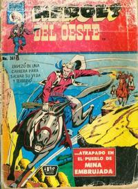 Cover Thumbnail for Héroes del Oeste (Editora de Periódicos La Prensa S.C.L., 1951 series) #361