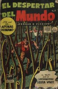 Cover Thumbnail for El Despertar del Mundo (Editora de Periódicos La Prensa S.C.L., 1955 series) #19