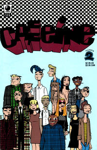 Cover Thumbnail for Caffeine (Slave Labor, 1996 series) #2