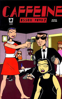 Cover Thumbnail for Caffeine (Slave Labor, 1996 series) #5
