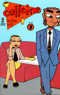 Cover Thumbnail for Caffeine (Slave Labor, 1996 series) #7