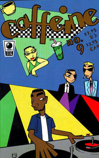 Cover Thumbnail for Caffeine (Slave Labor, 1996 series) #9