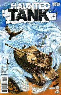 Cover Thumbnail for The Haunted Tank (DC, 2009 series) #3