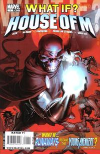 Cover Thumbnail for What If? House of M (Marvel, 2009 series) #1