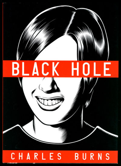 Cover for Black Hole (Random House, 2005 series)