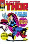 Cover for Il Mitico Thor (Editoriale Corno, 1971 series) #1