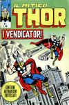 Cover for Il Mitico Thor (Editoriale Corno, 1971 series) #5
