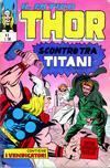 Cover for Il Mitico Thor (Editoriale Corno, 1971 series) #8